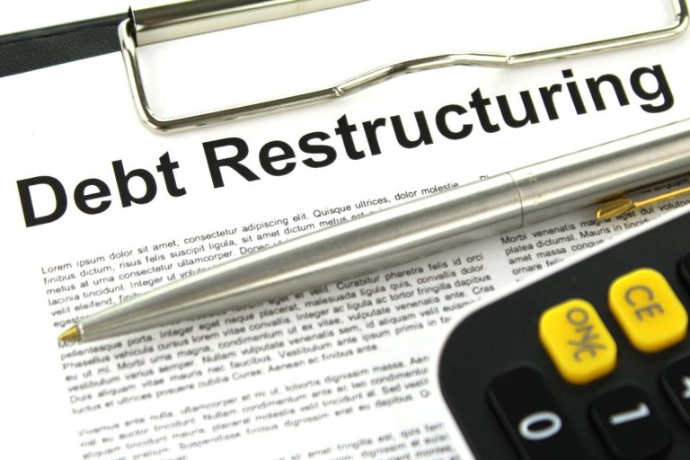 How Does Debt Restructuring Work?
